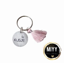 """Happy key coin """"Kusje"""""""
