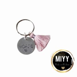 """Happy key coin """"Mopje"""""""
