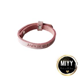 """XO Sos armband """"May day May day"""""""