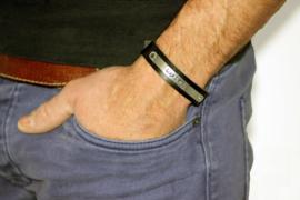 """His bracelet """"Name"""""""