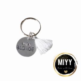 "Happy key coin ""Super blonde"""