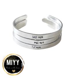 Her bracelet Set lil sis/mid sis&big sis