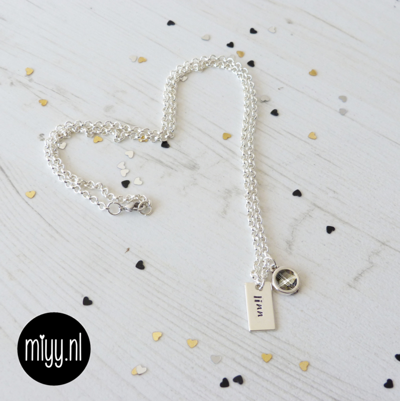 "Naamketting "" Anne"""