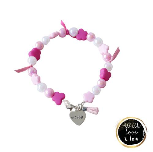 XO White&Pink