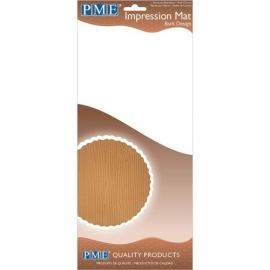 PME Impression Mat Bark.