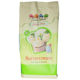 FunCakes Mix voor Botercrème, Glutenvrij 500g