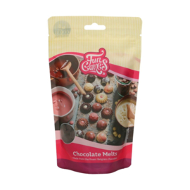 FunCakes Chocolade Melts Puur 350 gr.