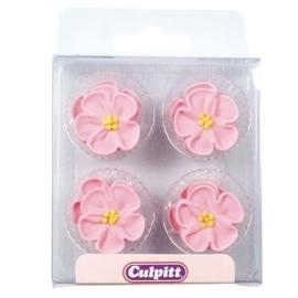 Culpitt Suikerdecoratie Pink Roze pk/12. Art.nr: C289A