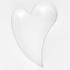 Koekjes Uitsteker Sierlijk Hart 7 cm