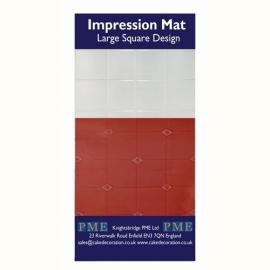 PME Impression Mat Square Large.