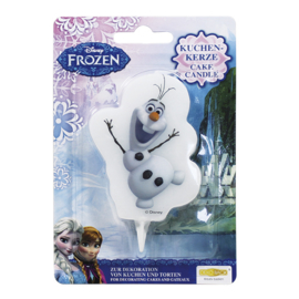 Cake Candle Frozen Olaf, 2D