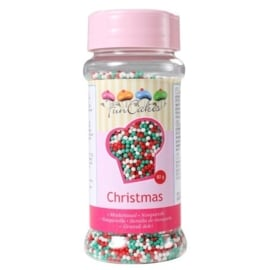 FunCakes Musketzaad -Christmas/Kerst- 80g