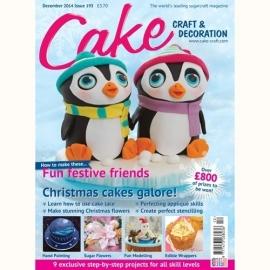 Cake craft & decoration 12-14 December. Art.nr: CAKE1214