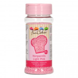 FunCakes Musketzaad Licht Roze 80g