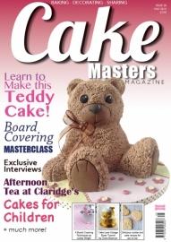 Cake Master Magazine mei 2014. art.nr: CM20