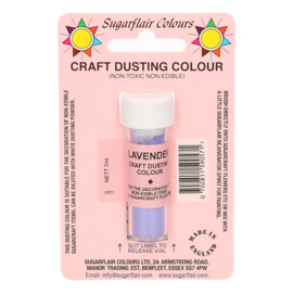Sugarflair Craft Dusting Colour Lavender 7g