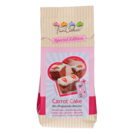 FunCakes Special Edition Bakmix voor Carrot Cake 500g