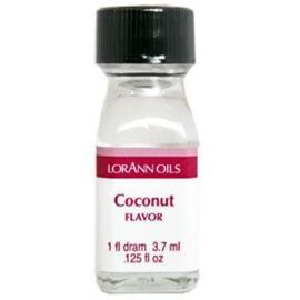 LorAnn Super Strength Flavor - Coconut - 3.7 ml