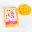 FunCakes Marsepein 250g Geel Golden Yellow
