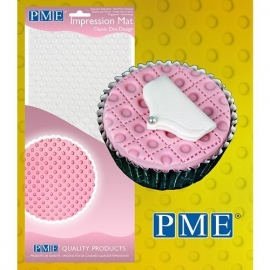 PME Impression Mat Classic Dot