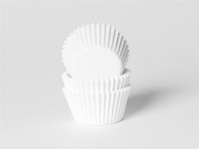 House of Marie Baking Cups Wit Small (50 st.)