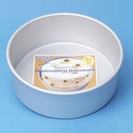 PME Deep Round Cake Pan 20 x 7,5cm.