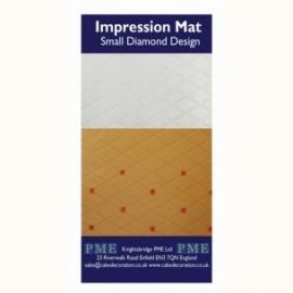 PME Impression Mat Diamond Small.