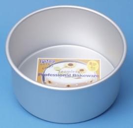 PME Extra Deep Round Cake Pan Ø 10 x 10cm.