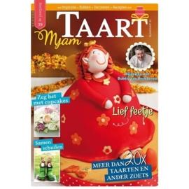 MjamTaart! Taartdecoratie Magazine Herfst 2016