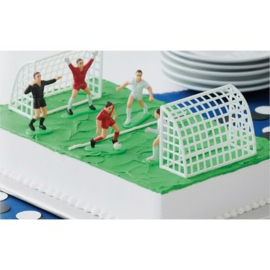 Wilton Cake Decorating Football-Soccer Set/7