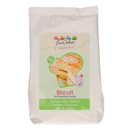 FunCakes Mix voor Glutenvrije Biscuit 500g