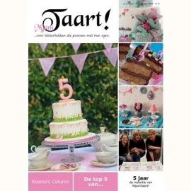 MjamTaart! Taartdecoratie Magazine Zomer 2014.  Art.nr: MT21