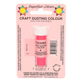 Sugarflair Craft dusting poeder Fuchsia