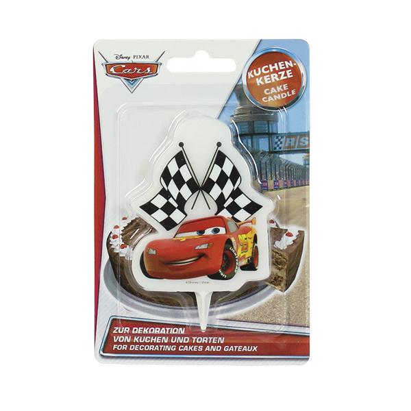 Cake Candle Disney Cars, 2D