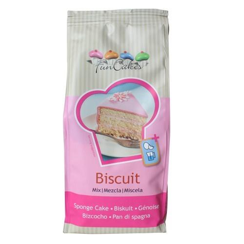 FunCakes Mix voor Biscuit 500g