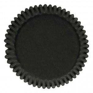 FunCakes Baking Cups -Black- pk/48