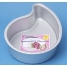 PME Deep Comma Cake Pan 25 x 7,5cm