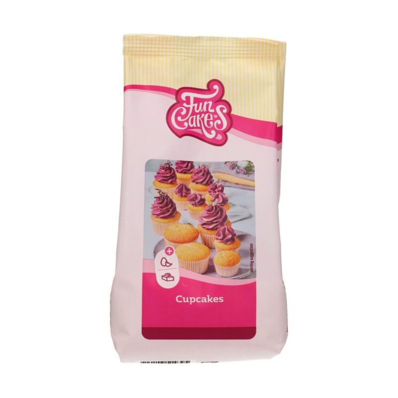 FunCakes Mix voor Cupcakes 500g