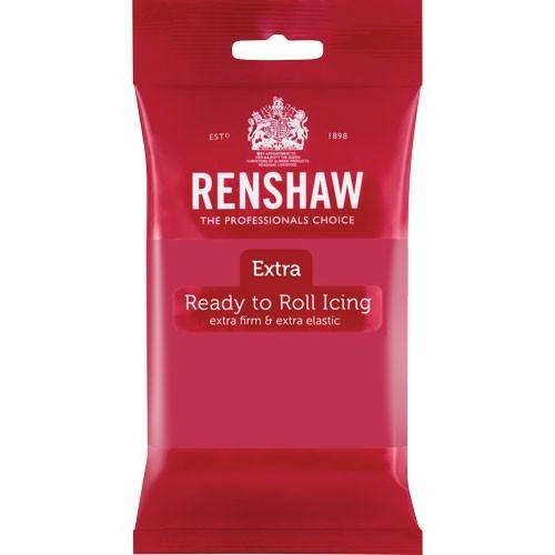 Renshaw Rolfondant PRO 250g -Fuchsia Pink-