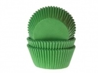 House of Marie Baking Cups Gras Groen (50 st.) Art.nr: hm0091