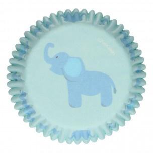 FunCakes Baking Cups -Baby Boy- pk/48