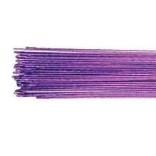 Culpitt Floral Wire Metallic Purple set/50 - 24 gauge