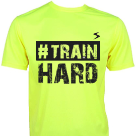 Dry-Fit | #TrainHard - Bootcamp t-shirt