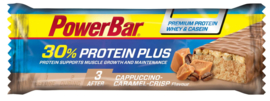 Powerbar | Protein plus bar  capuccino/caramel - 15x