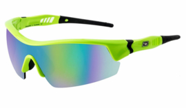 Dirty Dog | Edge sport zonnebril - Fluro Green
