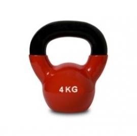 Kettlebell | 4 kg - Rubber coating