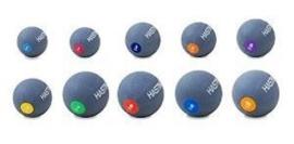 Hastings | Medicijnball 1 - 10 kg