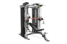 Inspire | FT2 HomeGym + bench