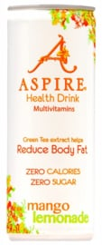 Aspire drink | Mango Lemonade (24x250ml)