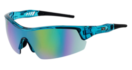 Dirty Dog | Edge sport zonnebril - Blue Green Fusion